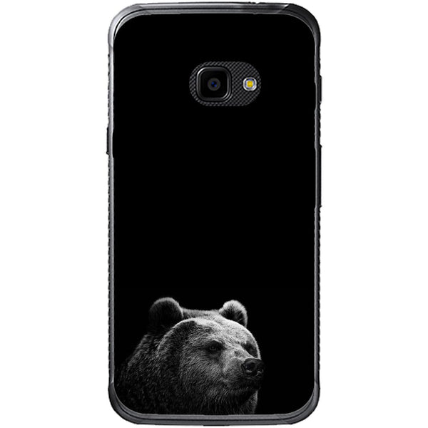 Husă Black Bear Samsung Galaxy Xcover 4-Husa-Guardo.shop
