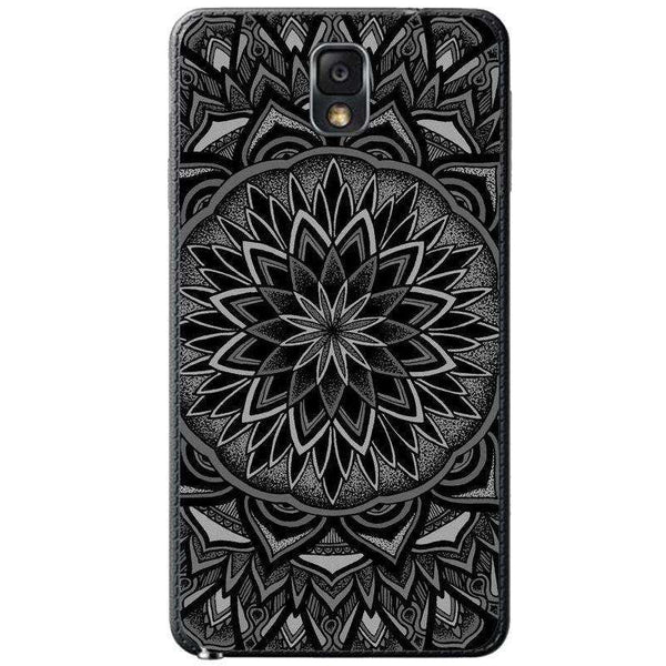Husă Black Mandala SAMSUNG Galaxy Note 3-Guardo.shop-Guardo.shop