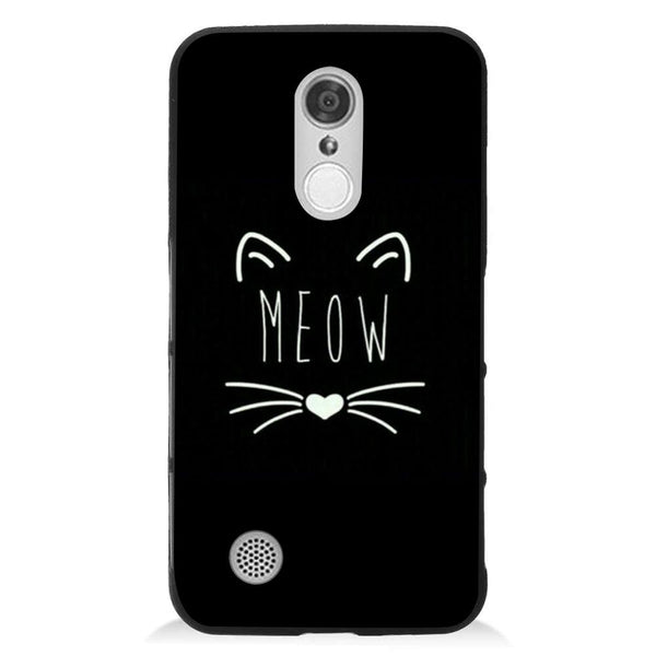 Husă Black Meow LG K8 2017-Guardo.shop-Guardo.shop
