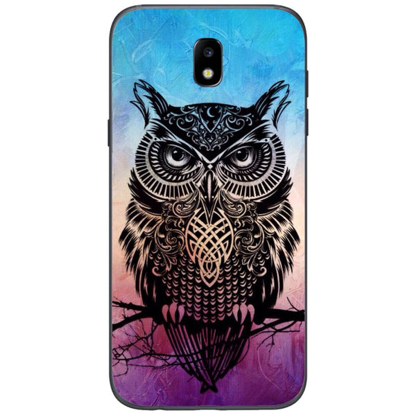 Husă Black Owl SAMSUNG Galaxy J5 2017-Guardo.shop-Guardo.shop