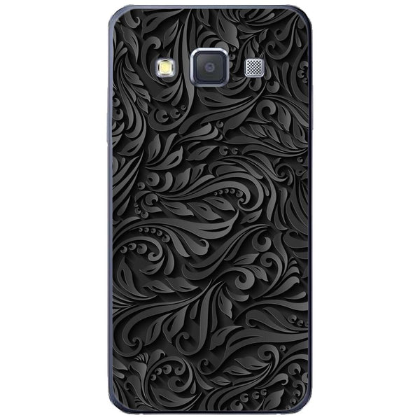 Husă Black Tribal Pattern SAMSUNG Galaxy A3-Husa-Guardo.shop