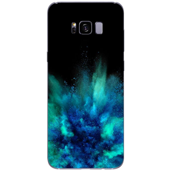 Husă Blue Dust SAMSUNG Galaxy S8 Plus-Guardo.shop-Guardo.shop