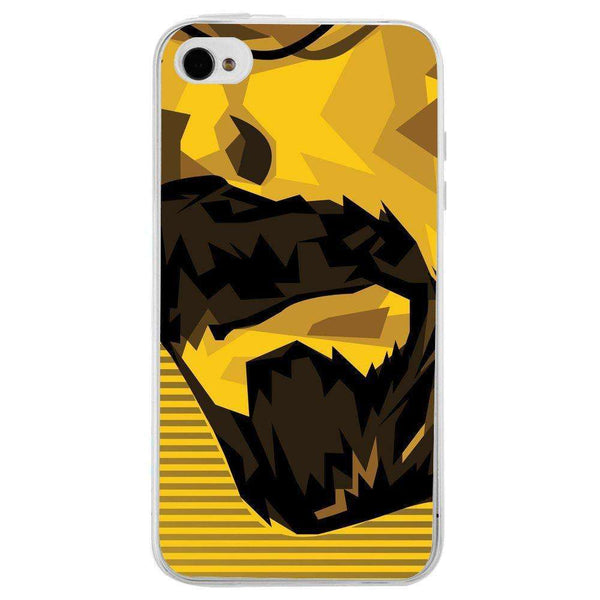 Husă Breaking Bad Yellow APPLE Iphone 4-Guardo.shop-Guardo.shop