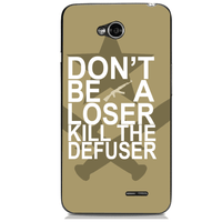 Husă Cs Go Quote LG L70-Guardo.shop-Guardo.shop