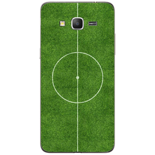 Husă Center Football Pitch SAMSUNG Galaxy Grand Prime-Husa-Guardo.shop