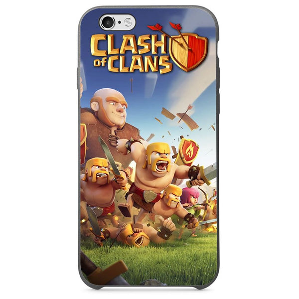 Husă Clash Of Clans Image APPLE Iphone 5s / Iphone SE-Husa-Guardo.shop