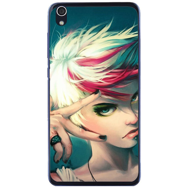 Husă Cool Illustrator Girls Lenovo S850-Husa-Guardo.shop