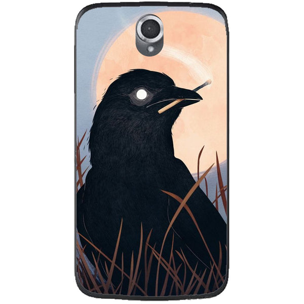 Husă Crow Lenovo A859-Husa-Guardo.shop