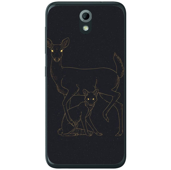 Husă Cryptid Deer HTC Desire 620g-Husa-Guardo.shop