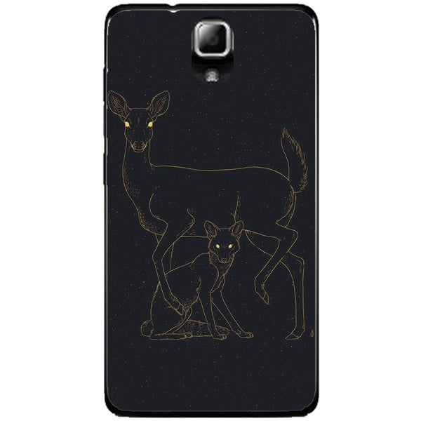 Husă Cryptid Deer Lenovo A536-Husa-Guardo.shop
