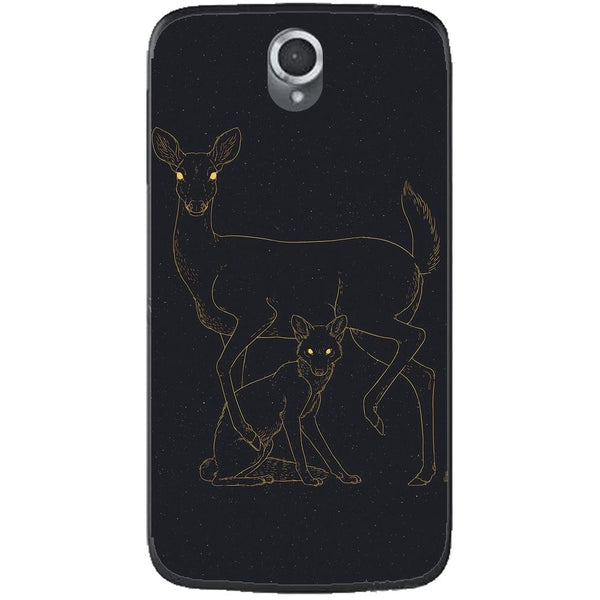 Husă Cryptid Deer Lenovo A859-Husa-Guardo.shop