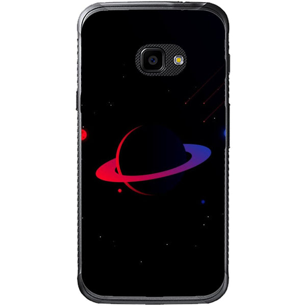 Husă Dark Red Planet Samsung Galaxy Xcover 4-Husa-Guardo.shop