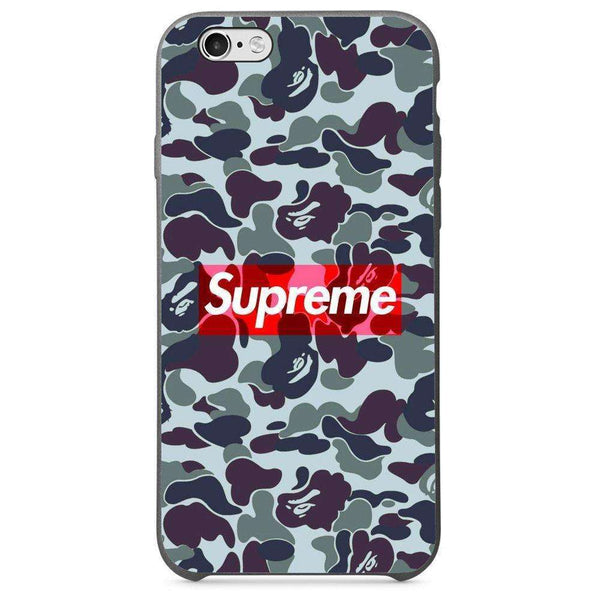 Husă Dark Supreme Camo APPLE Iphone 5s / Iphone SE-Husa-Guardo.shop