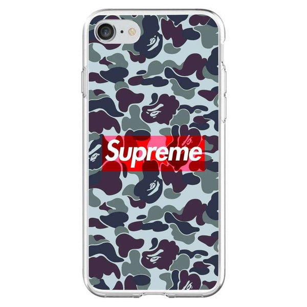 Husă Dark Supreme Camo APPLE Iphone 7-Guardo.shop-Guardo.shop