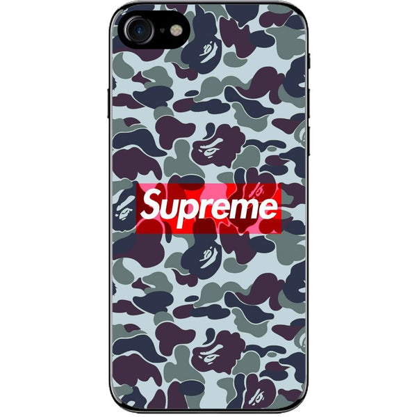 Husă Dark Supreme Camo APPLE Iphone 8-Guardo.shop-Guardo.shop