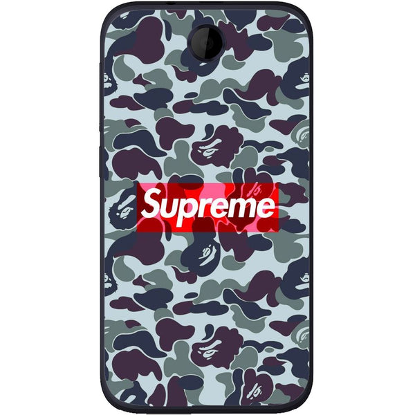 Husă Dark Supreme Camo HTC Desire 310-Husa-Guardo.shop