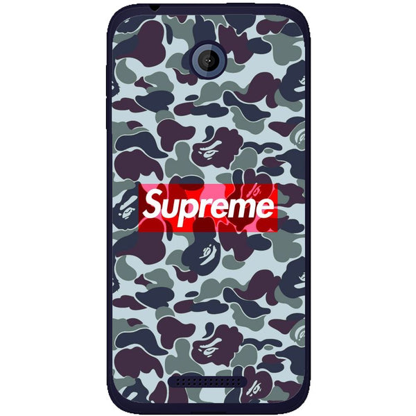 Husă Dark Supreme Camo HTC Desire 510-Husa-Guardo.shop