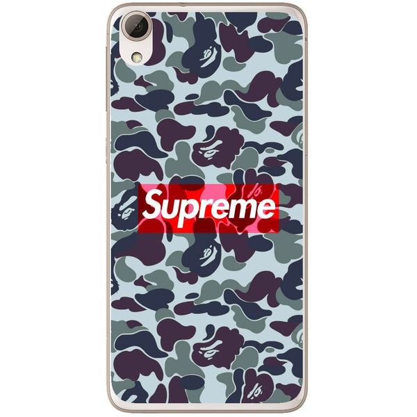 Husă Dark Supreme Camo HTC Desire 826-Husa-Guardo.shop