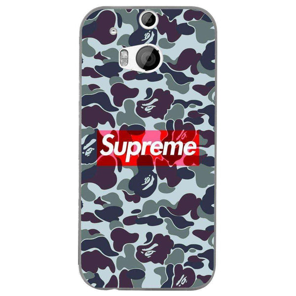 Husă Dark Supreme Camo HTC One M8 - Guardo - Guardo,