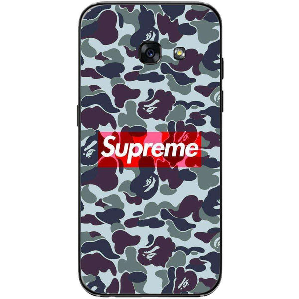 Husă Dark Supreme Camo SAMSUNG Galaxy A3 2017-Guardo.shop-Guardo.shop