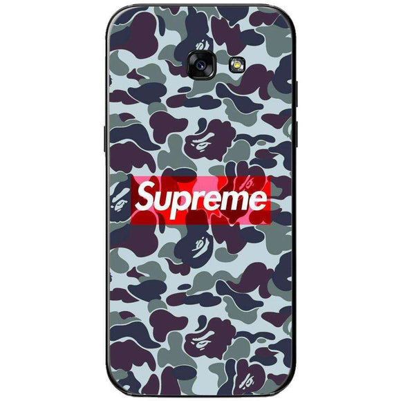 Husă Dark Supreme Camo SAMSUNG Galaxy A5 2017-Husa-Guardo.shop
