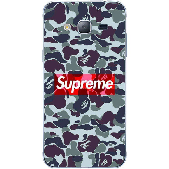 Husă Dark Supreme Camo SAMSUNG Galaxy J3-Husa-Guardo.shop