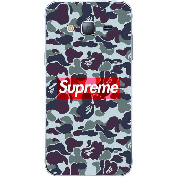 Husă Dark Supreme Camo SAMSUNG Galaxy J3-Guardo.shop-Guardo.shop