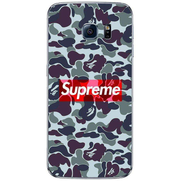 Husă Dark Supreme Camo SAMSUNG Galaxy S6 Edge - Guardo - Guardo,