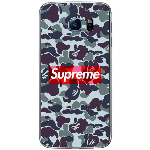 Husă Dark Supreme Camo SAMSUNG Galaxy S6-Husa-Guardo.shop