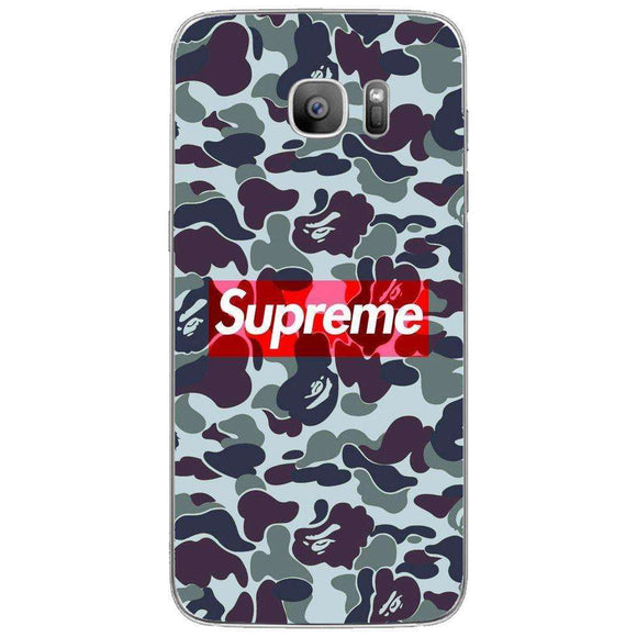 Husă Dark Supreme Camo SAMSUNG Galaxy S7 Edge-Husa-Guardo.shop
