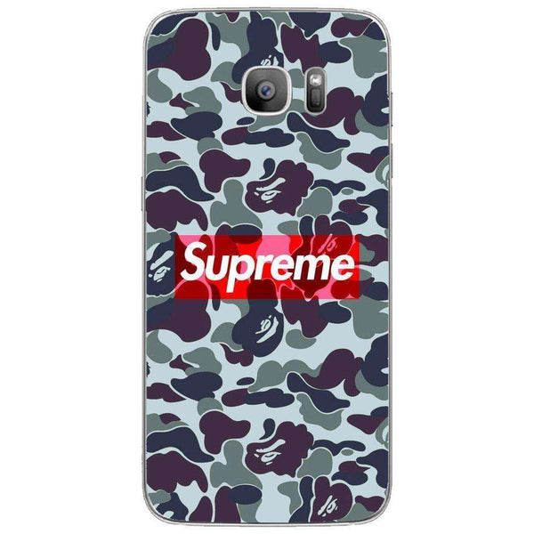 Husă Dark Supreme Camo SAMSUNG Galaxy S7 Edge-Guardo.shop-Guardo.shop