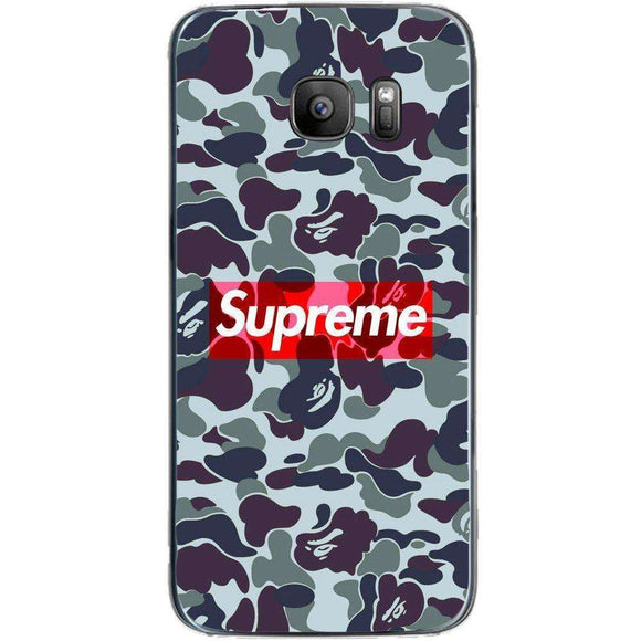 Husă Dark Supreme Camo SAMSUNG Galaxy S7-Husa-Guardo.shop