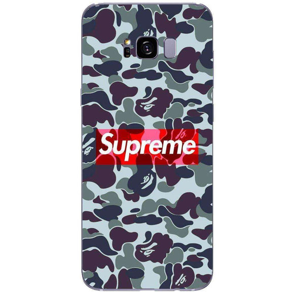 Husă Dark Supreme Camo SAMSUNG Galaxy S8 Plus-Husa-Guardo.shop
