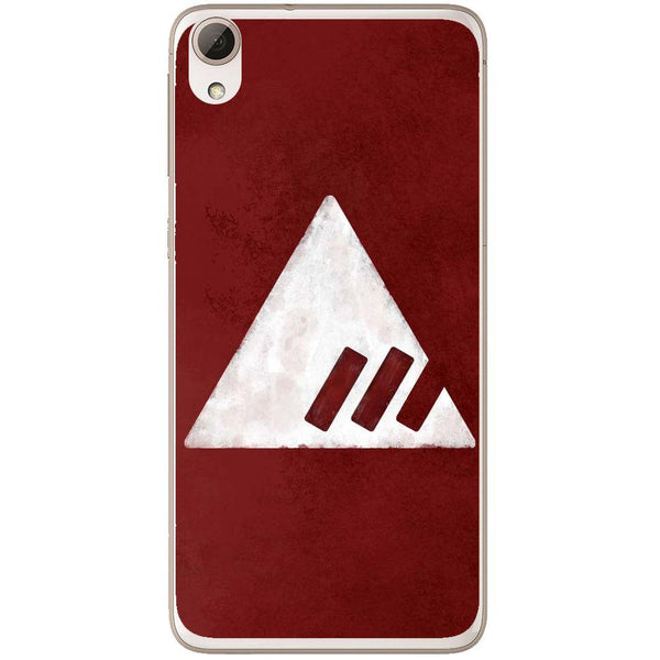 Husă Destiny Red Triangle HTC Desire 826-Husa-Guardo.shop