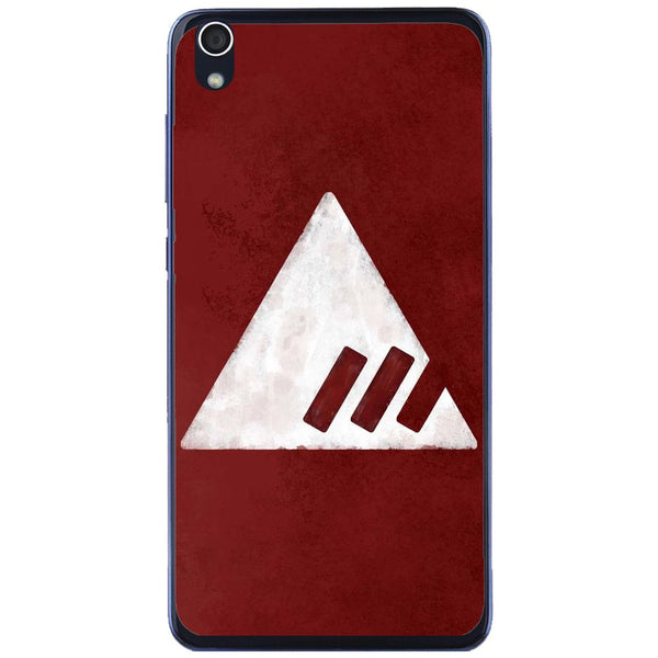 Husă Destiny Red Triangle Lenovo S850-Husa-Guardo.shop