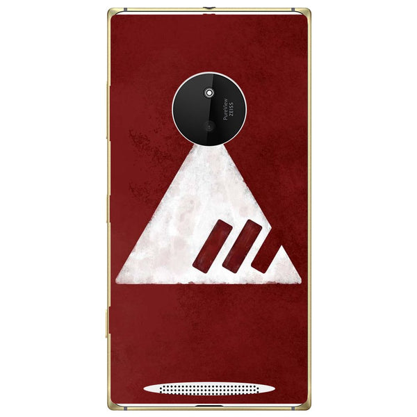Husă Destiny Red Triangle Nokia Lumia 830-Husa-Guardo.shop