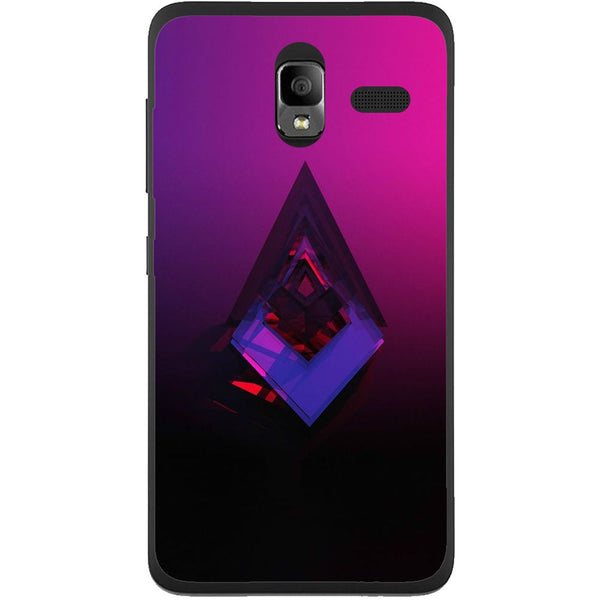 Husă Diamond Shape Lenovo A850-Husa-Guardo.shop