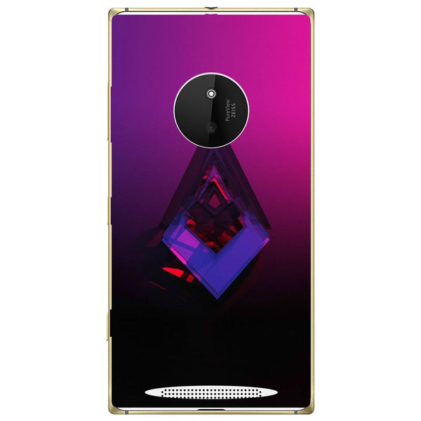Husă Diamond Shape Nokia Lumia 830-Husa-Guardo.shop