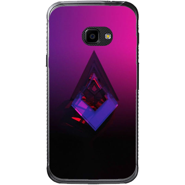 Husă Diamond Shape Samsung Galaxy Xcover 4-Husa-Guardo.shop