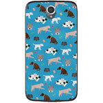 Husă Dog Pattern Lenovo A859-Husa-Guardo.shop