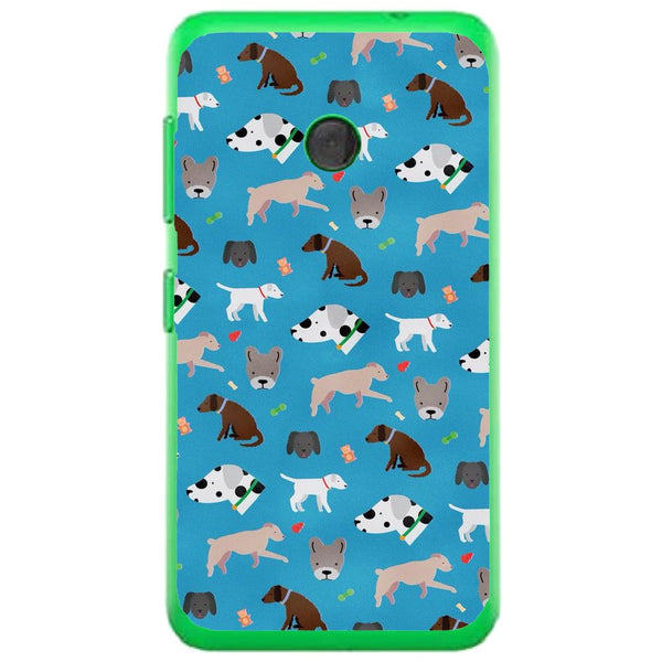 Husă Dog Pattern Nokia Lumia 530