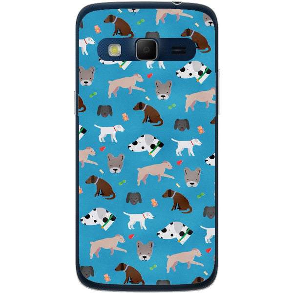 Husă Dog Pattern Samsung Galaxy Express 2 G3815
