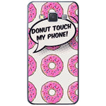 Husă Donut Touch My Phone SAMSUNG Galaxy A3-Guardo.shop-Guardo.shop