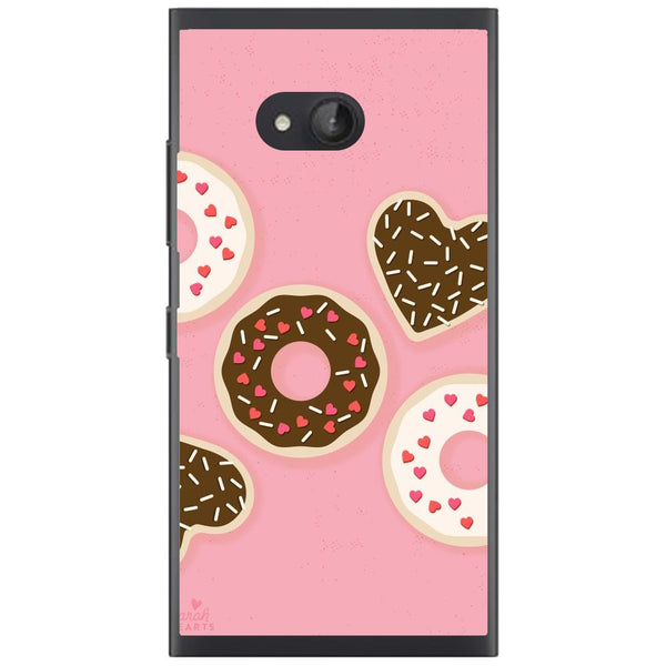 Husă Donuts Nokia Lumia 730 735-Husa-Guardo.shop