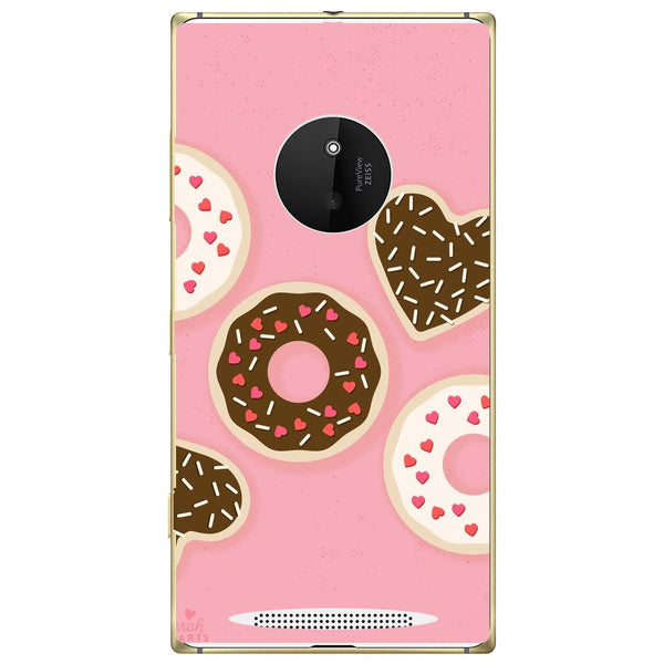 Husă Donuts Nokia Lumia 830-Husa-Guardo.shop