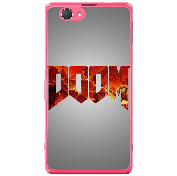 Husă Doom Sony Xperia Z1 Compact D5503-Husa-Guardo.shop