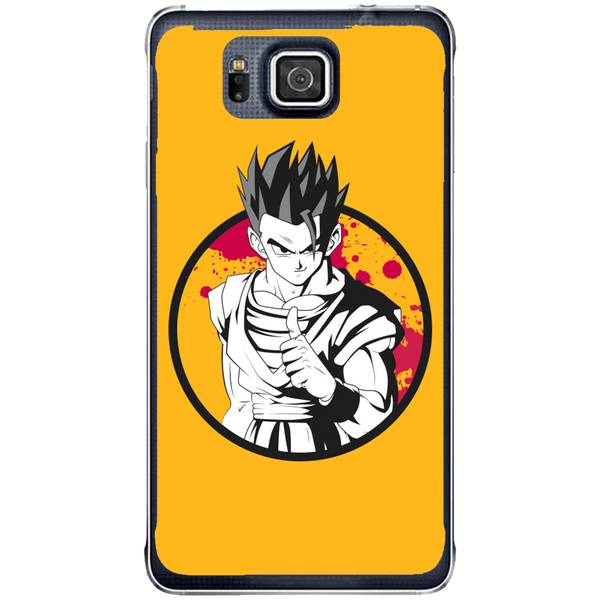 Husă Dope Anime Samsung Galaxy Alpha G850-Husa-Guardo.shop