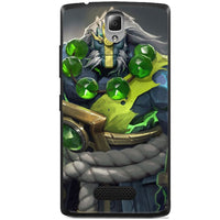 Husă Dota2 - Earth Spirit Lenovo A1000 Vibe A-Husa-Guardo.shop