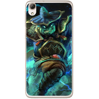 Husă Dota 2 - Dragon Whisperer HTC Desire 826-Husa-Guardo.shop
