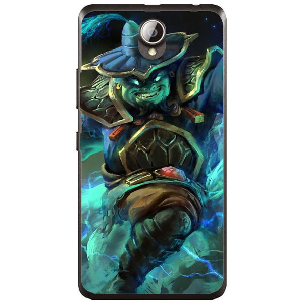 Husă Dota 2 - Dragon Whisperer Lenovo A5000-Husa-Guardo.shop